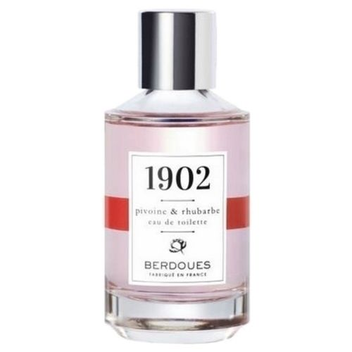 Berdoues: Peony & Rhubarb, a refreshing fragrance in the 1902 collection