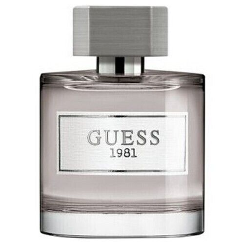 1981 L'Homme, both novelty and a nod to the founding of Guess