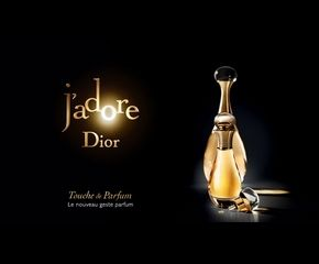 J'adore Dior Innovation Touch of Perfume
