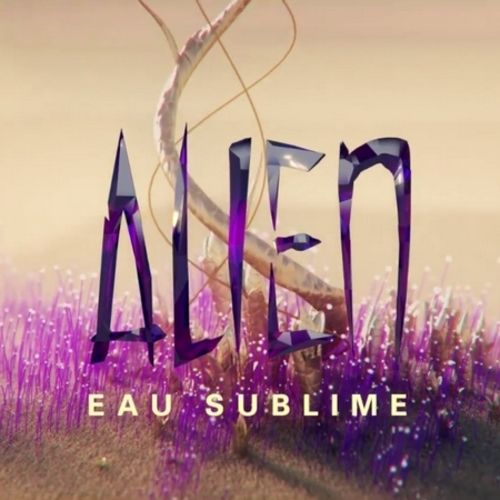 Alien Eau Sublime by Jeremy Fragrance and its visualization