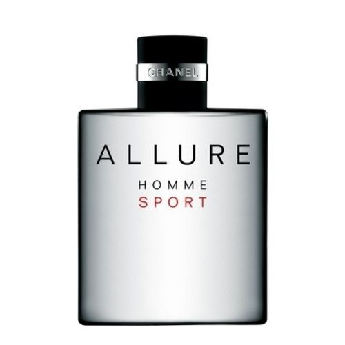 Allure Homme Sport, the energizing freshness of Chanel