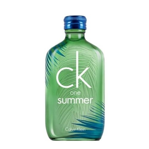 CK One Summer 2016, the new limited edition of Calvin Klein
