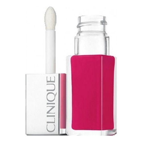 Clinique Pop Lacquer Rouge Lacquer + Base