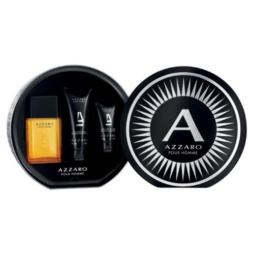 Azzaro pour Homme, a new perfume set to assume your masculinity