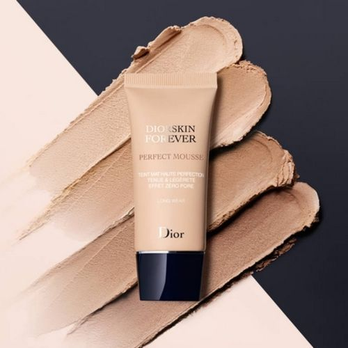 Diorskin Forever Perfect Mousse, new Dior foundation