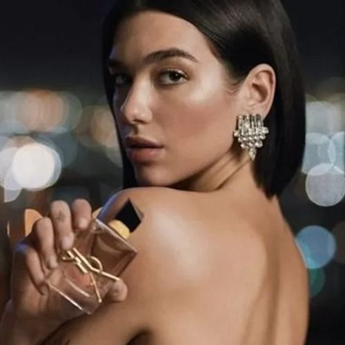 Dua Lipa to embody the fragrance Libre YSL