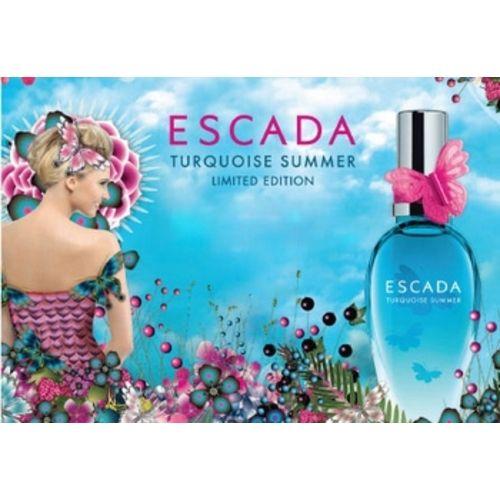 Pub Escada Turquoise Summer