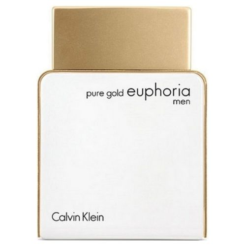 Euphoria Men Pure Gold, the new nugget from Calvin Klein