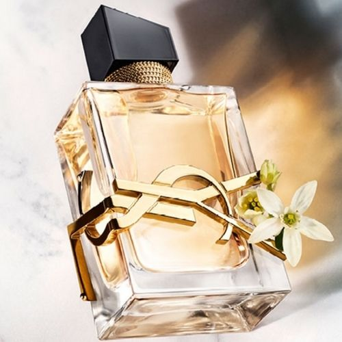 The new fragrance Libre by Yves Saint Laurent