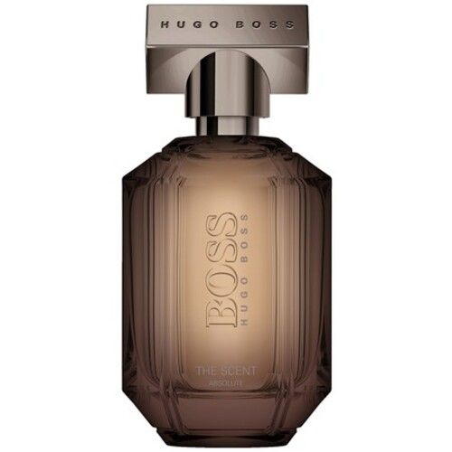 Boss The Scent For her Absolute, BOSS's new ode to femininity