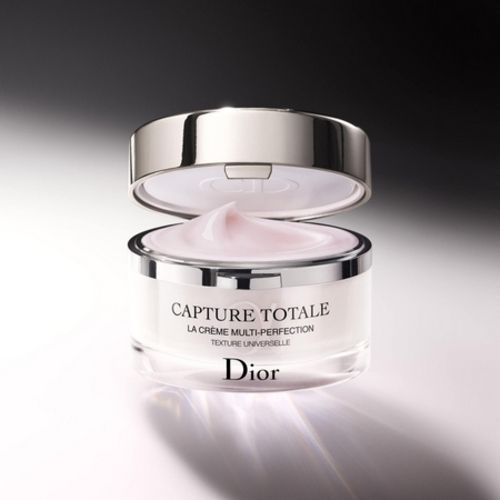 Dior Capture Totale Crème, the youthful asset of your skin