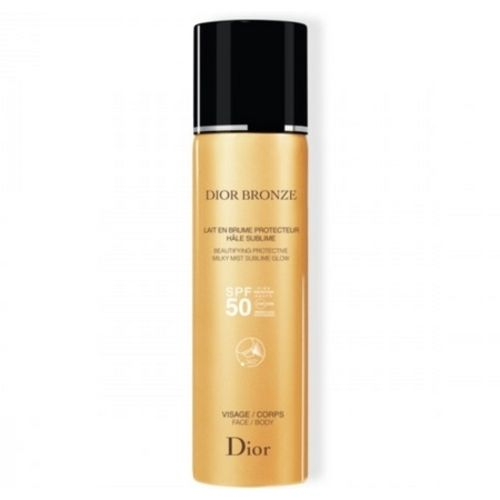 Dior Bronze Lait En Brume to protect your body from the sun