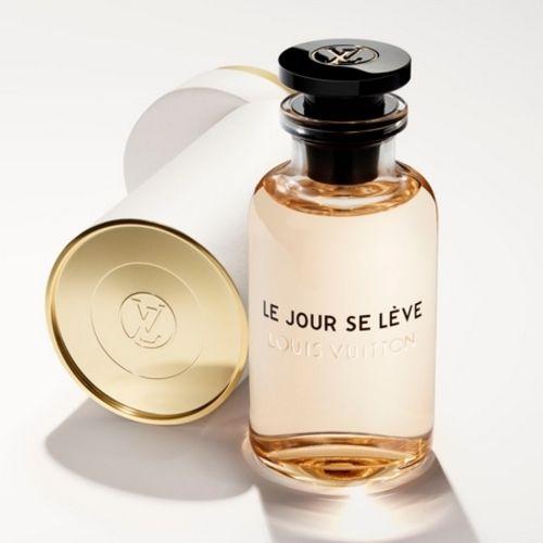 A new Louis Vuitton perfume: Le Jour se Lève