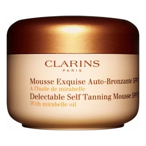 The Exquisite Self-Tanning Mousse SPF15 by ClarinsThe Exquisite Self-Tanning Mousse SPF15 by Clarins