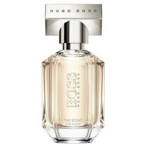 The Scent Pure Accord For Her, the new luminous and sensual breath of Hugo Boss