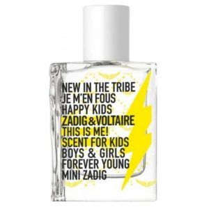 This Is Me, a perfume for children from the brand Zadig & Voltaire