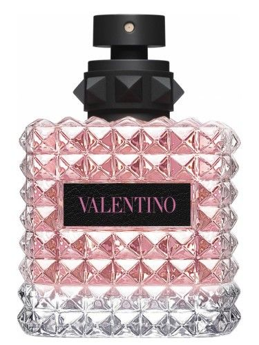 The latest Valentino Donna Born In Roma perfume, a true tribute to the Italian spirit