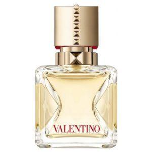 Lady Gaga, the face of Valentino's new Voce Viva fragrance